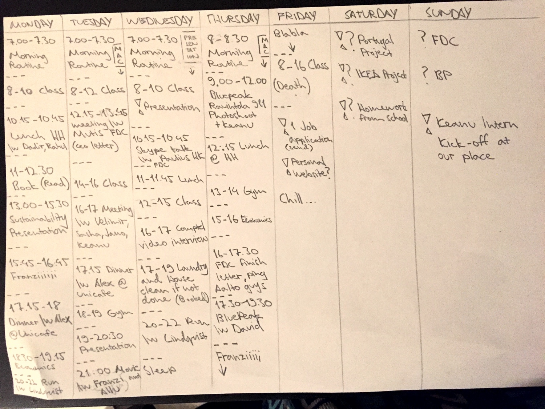 weekly-schedule-lostbookofsales