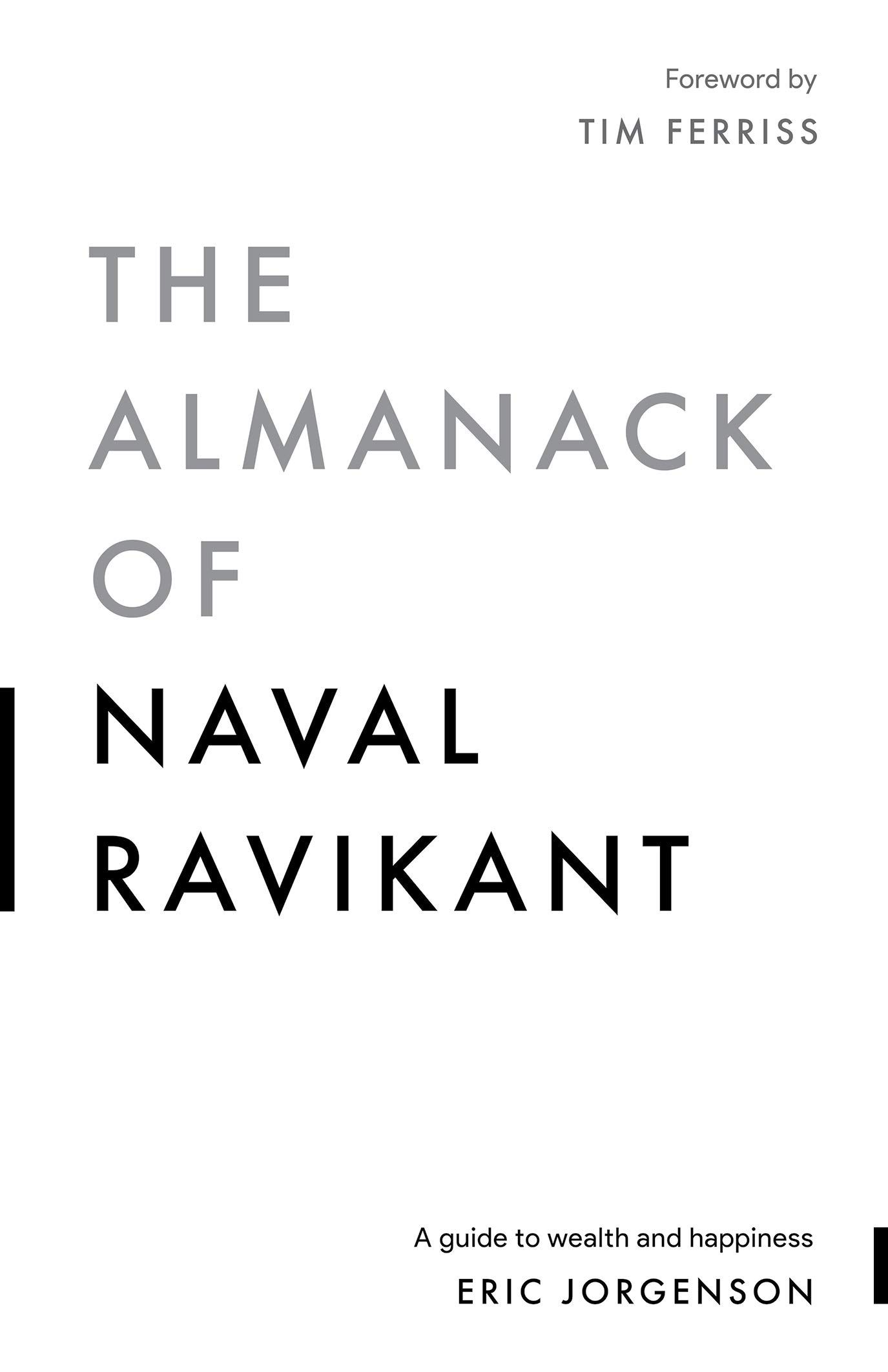 The Almanack of Naval Ravikant book cover on the LBS website